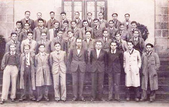 Promotion EXPO, 1937-1940 (blouses grises!)