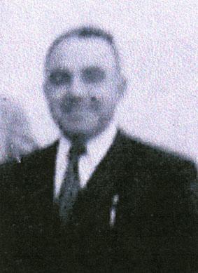 Daniel COURTIN , Directeur de l'ENG , années 50