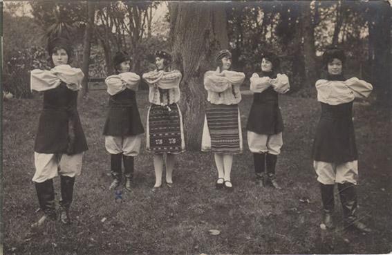 Fete normalienne - ballet russe
