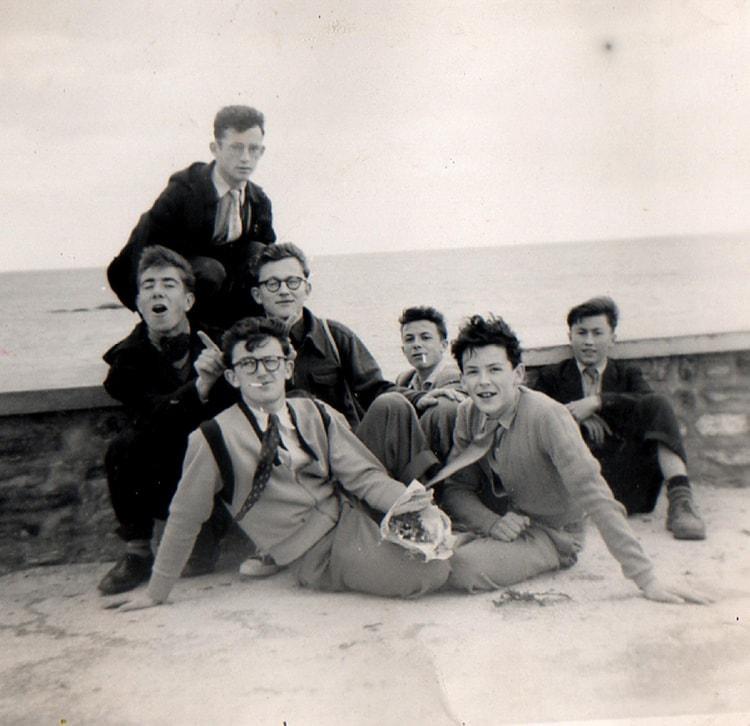 normaliens-a-mousterlin-en-1954