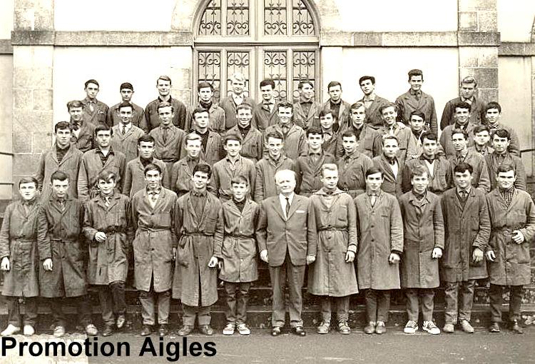 Promo Les Aigles 1961-1965