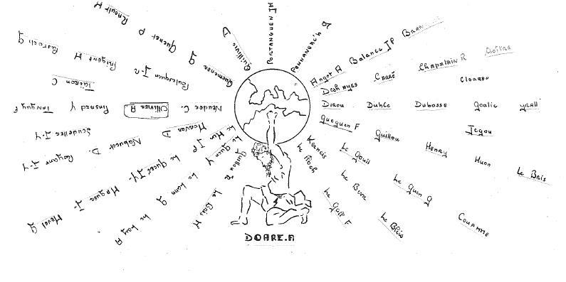 Carte de promotion - Promotion OLYMPIC - 1964-1968