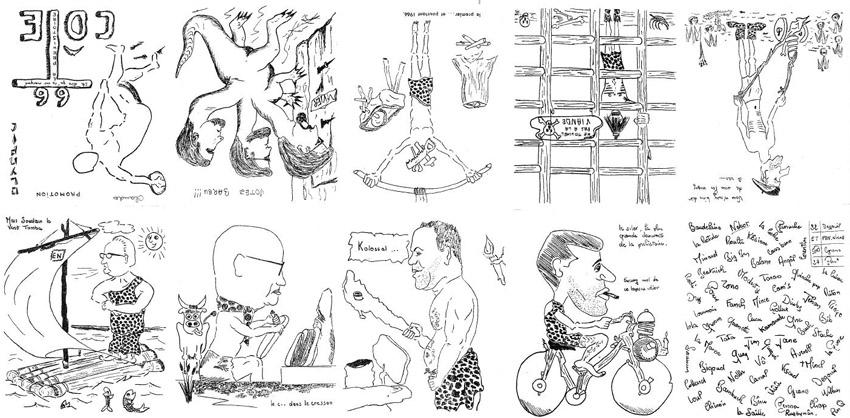 Carte de cote - Promotion Olympic - 1964-1968