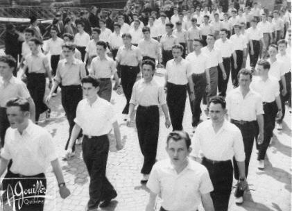 Promotion Amitie - 1952-1953...