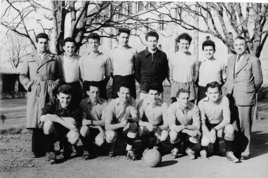 Equipe de football ENG, 1952-1953