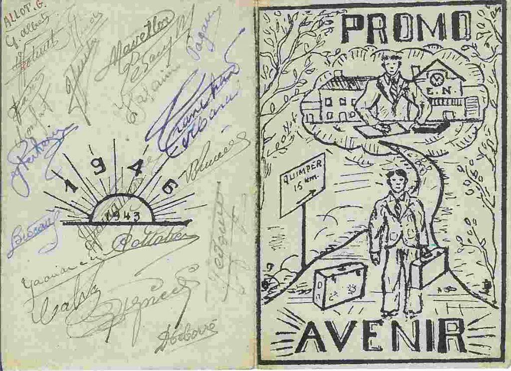 Promotion Avenir 1943-1946