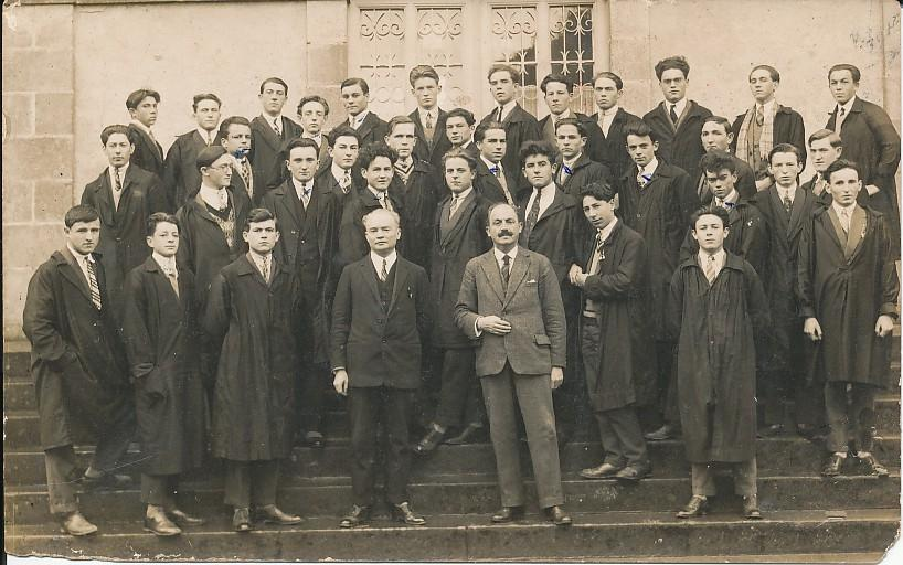 Promotion CHARLESTON, 1927-1930 - ( en blouses noires)