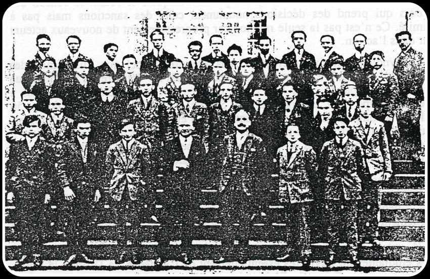 Promotion CHARLESTON, 1927-1930