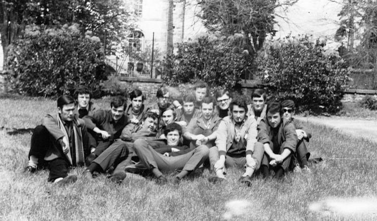 Promotion LE POURQUOI PAS -1966-1970