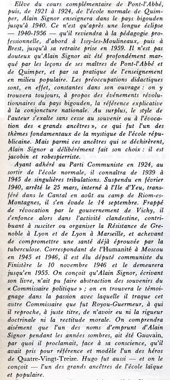 Alain Signor