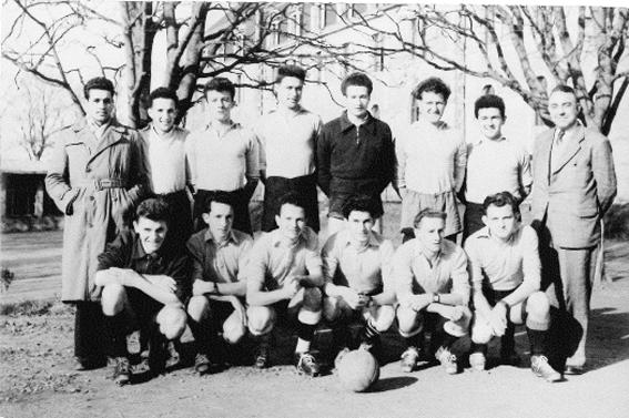 Equipe de de football de l'ENG (1952-1953)