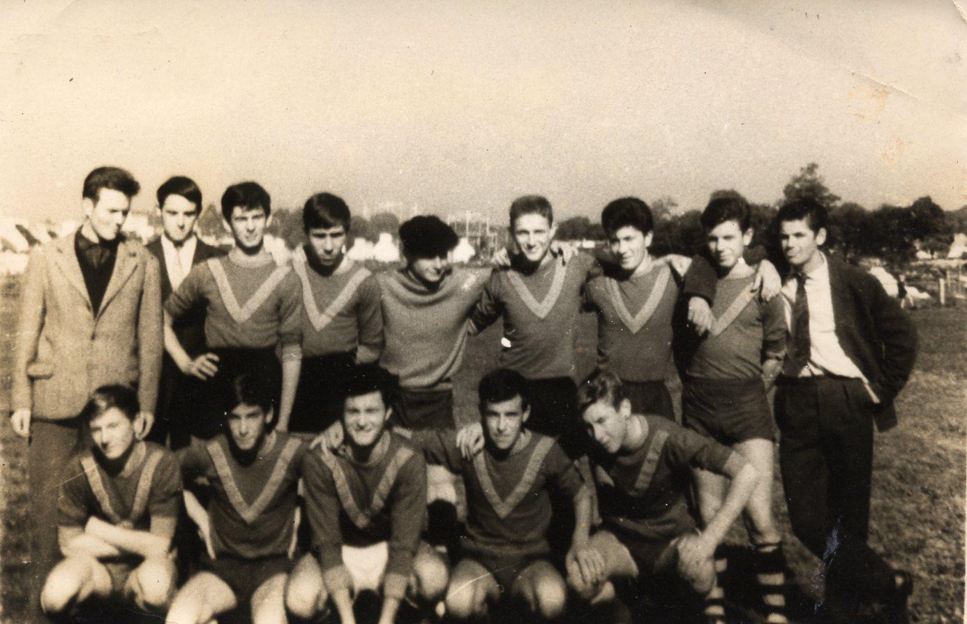 Equipe de Football ENG