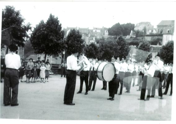 Fanfare EN 1956
