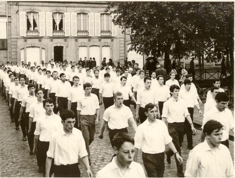 Fête de la Jeunesse 1966
