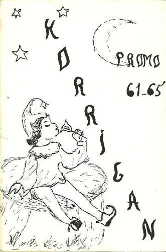 Promotion KORRIGAN - 1961-1965
