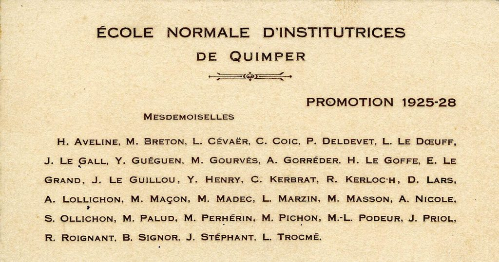 Promotion......, 1925-1928