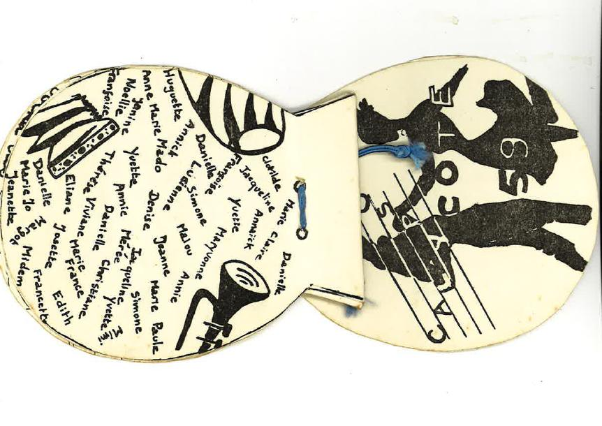 Promotion CALYPSO -1957-1961
